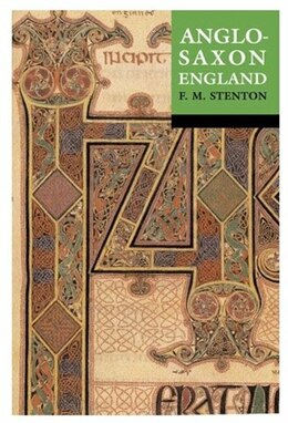 Book Anglo-Saxon England by Frank M. Stenton