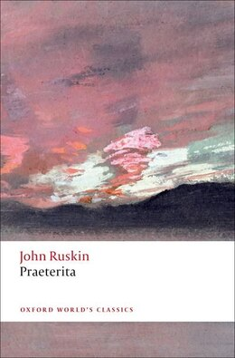 Book Praeterita by John Ruskin