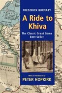 Book A Ride To Khiva by Frederick Burnaby