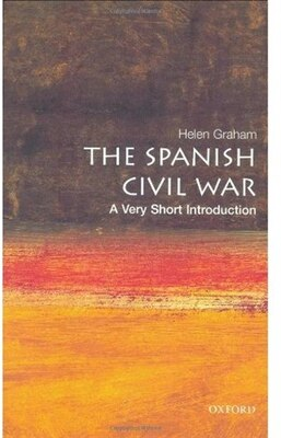 Book The Spanish Civil War: A Very Short Introduction by Helen Graham