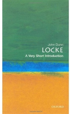 Book Locke: A Very Short Introduction by John Dunn