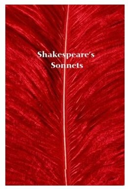 Book Shakespeares Sonnets by William Shakespeare