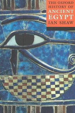 Book The Oxford History of Ancient Egypt by Ian Shaw