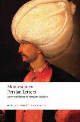 Book Persian Letters by Montesquieu