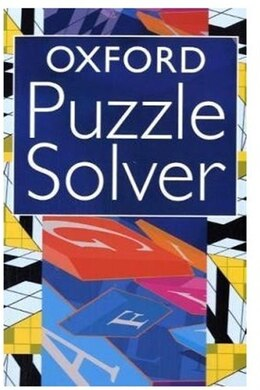 Book Oxford Puzzle Solver by Catherine Soanes