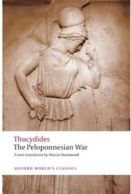 Book The Peloponnesian War by P. J. Rhodes