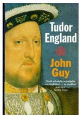 Book Tudor England by John Guy