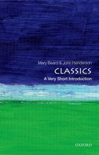 Book Classics: A Very Short Introduction: A Very Short Introduction by Mary Beard