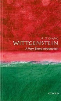 Book Wittgenstein: A Very Short Introduction by A. C. Grayling