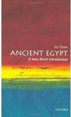 Book Ancient Egypt: A Very Short Introduction: A Very Short Introduction by Ian Shaw