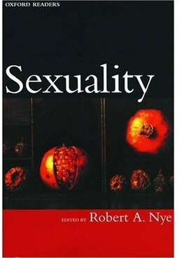 Book Sexuality by Robert A. Nye