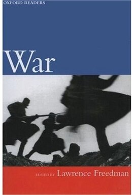 Book War by Lawrence Freedman