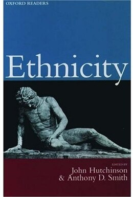 Book Ethnicity by John Hutchinson
