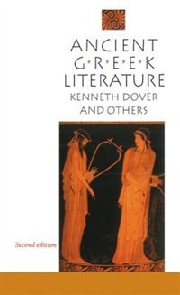 Book Ancient Greek Literature by K. J. Dover