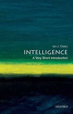 Book Intelligence: A Very Short Introduction by Ian J. Deary