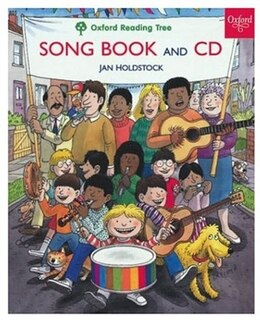 Book Oxford Reading Tree: Song Book and CD by Jan Holdstock