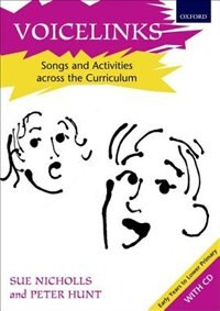 Book Voicelinks: Songs and activities across the curriculum by Sue Nicholls