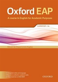 Oxford EAP: Elementary/A2 Students Book and DVD-ROM Pack