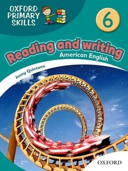 Book American Oxford Primary Skills: Level 6 Skills Book by Tamzin Thompson
