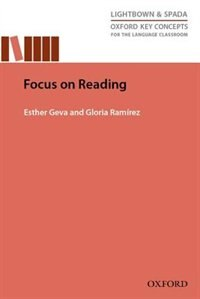 Book Focus On Reading by Esther Geva