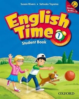Book English Time: 1 Student Book and Audio CD by Susan Rivers