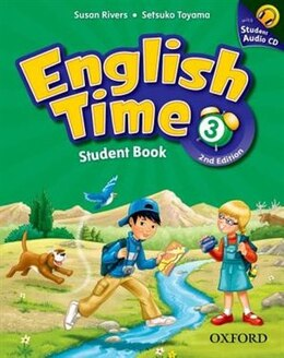 Book English Time: 3 Student Book and Audio CD by Susan Rivers