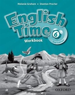 Book English Time: 6 Workbook by Melanie Graham