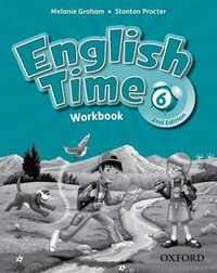 English Time: 6 Workbook