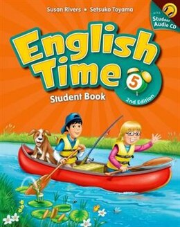 Book English Time: 5 Student Book and Audio CD by Susan Rivers