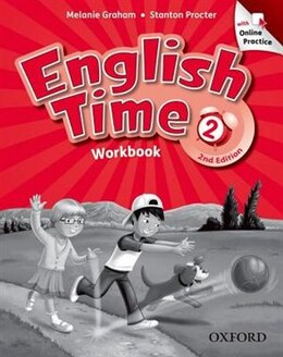 Book English Time: 2 Workbook with Online Practice by Melanie Graham