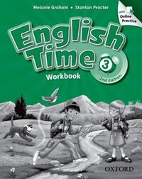 English Time: 3 Workbook with Online Practice