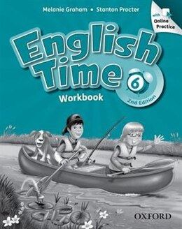 Book English Time: 6 Workbook with Online Practice by Melanie Graham