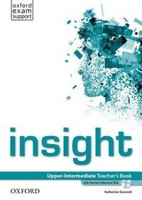 Book insight: Upper-Intermediate Teachers Book with Teachers Resource Disk by Oxford