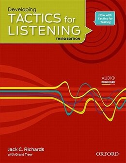 Book Tactics for Listening: Developing Tactics for Listening Student Book 2 by Jack C. Richards