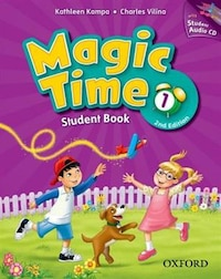 Magic Time: Level 1 Student Book and Student CD Pack