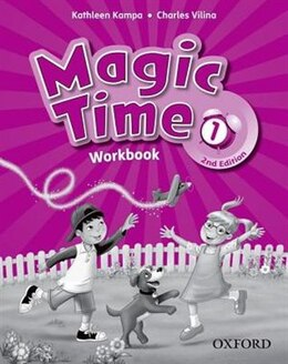 Book Magic Time: Level 1 Workbook by Kathleen Kampa