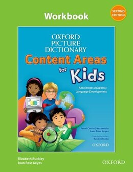 Book Oxford Picture Dictionary for Kids: Content Areas Workbook by Elizabeth Buckley