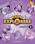 Young Explorers: Level 2 Workbook with Online Practice Pack