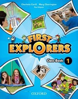 Book First Explorers: Level 1 Class Book by Charlotte Covill