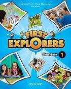 First Explorers: Level 1 Class Book