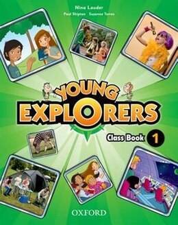 Book Young Explorers: Level 1 Class Book by Nina Lauder