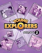 Young Explorers: Level 2 Activity Book
