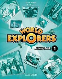 World Explorers: Level 1 Activity Book