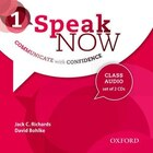 Speak Now: Level 1 Class Audio CD (2 Discs)