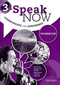 Book Speak Now: Level 3 Workbook by Jack C. Richards