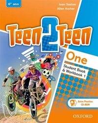 Teen2Teen: 1 Student Book Pack