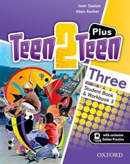 Book Teen2Teen: Level 3 Plus Student Pack by JOAN SASLOW