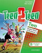 Teen2teen: Level 2 Student Book and Workbook with CD-ROM