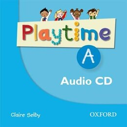 Book Playtime: A Class CD: Stories, DVD and play- start to learn real-life English the Playtime way! by Claire Selby