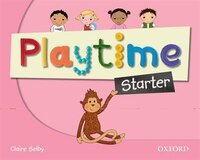 Playtime: Starter Class Book: Stories, DVD and play- start to learn real-life English the Playtime…